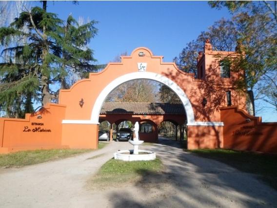 Lote En Barrio Cerrado Las Malvinas 2. Brandsen. Bs. As