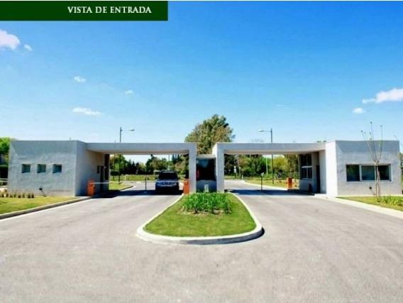 Lote En Venta. Ayres Plaza, Pilar, Bs As. 739 M2