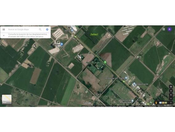 Terreno de 8.345 m2 en Pergamino, Provincia de Buenos Aires.