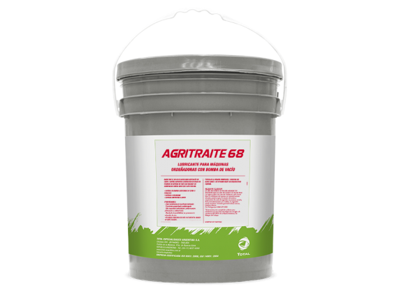 Aceite Total AGRITRAITE 68