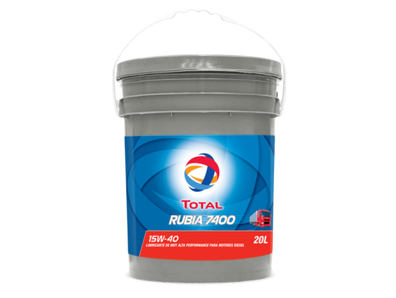 Aceite RUBIA 7400 15W-40
