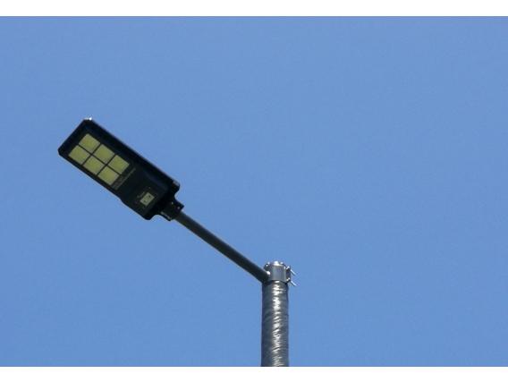Luminaria Led Reflector Aluminio 120W Fiberkuvet