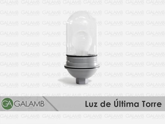 Luz De Ultima Torre - Pivot De Riego