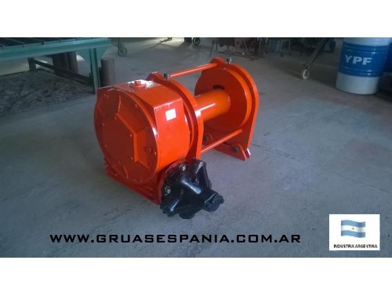 Malacate Hidraulico Gverh modelo 30 TT