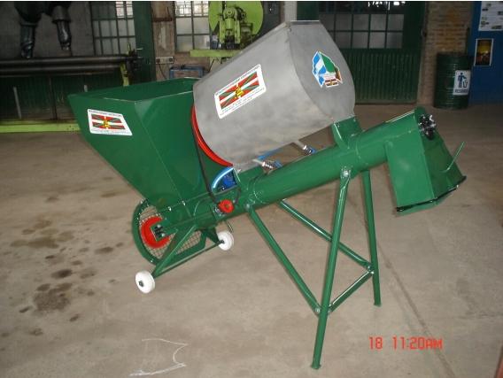 Maquina Para Tratamiento De Semillas De 3Tn/h