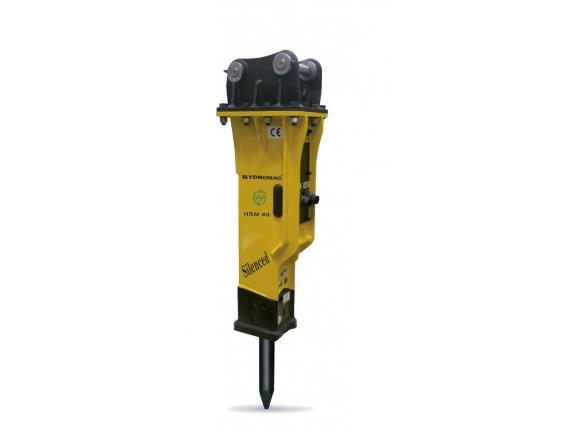 Martillo Hidraulico Hydromac Hsm40Sm
