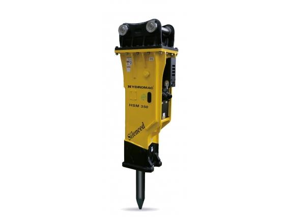 Martillo Hidraulico Hydromac Hsm350