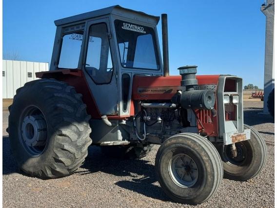 Massey Ferguson 5140 - Año 1992