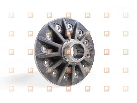 Media Corona Diferencial Aplicable A Scania 113/114/124