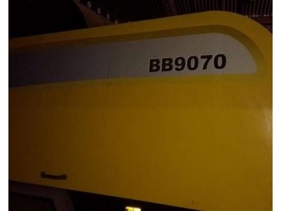 Megaenfardadora New Holland Bb 9070