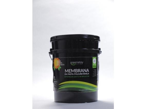 Membrana En Pasta Poliuretánica Greenstay