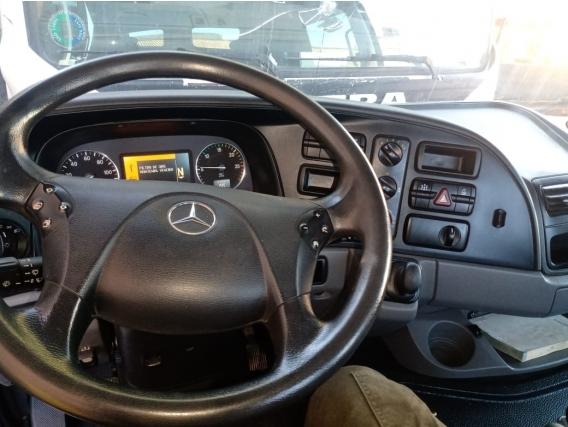 Mercedes Actros 3336, Chasis O Volcadora 15 Mts3