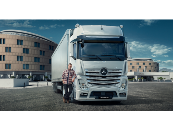 Mercedes-Benz Actros 2042 L /46