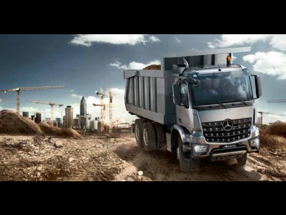 Mercedes-Benz Arocs 3342 K/36