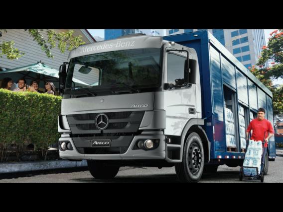 Mercedes-Benz Atego 1721 / 36