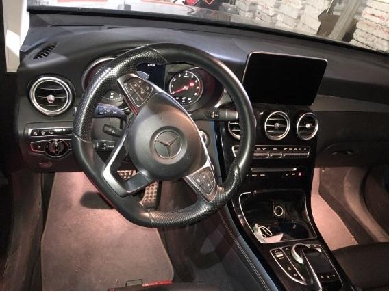 Camioneta Mercedes Benz Glc