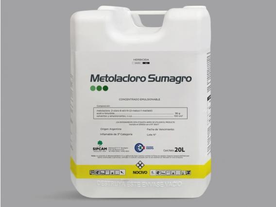 Herbicida Metolacloro Sumagro - Sipcam