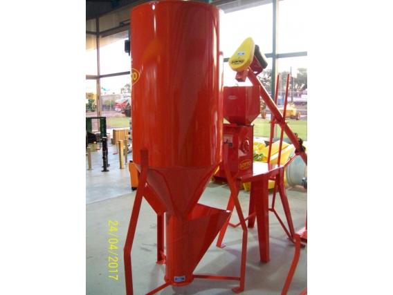 Mezclador De Granos - Loyto - 1500 Kg/h.