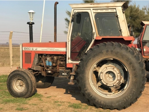 Tractor Mf1360