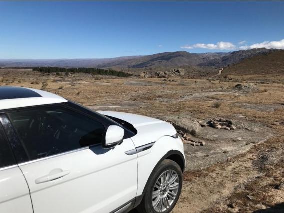 Range Rover Evoque Prestige Año 2013
