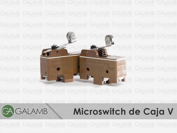 Microswitch De Caja De Torre - Equivalente Valley