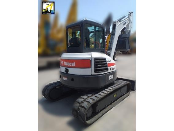 Mini Excavadora Bobcat E50