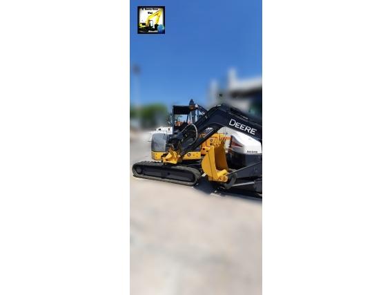Mini Excavadora John Deere 50D