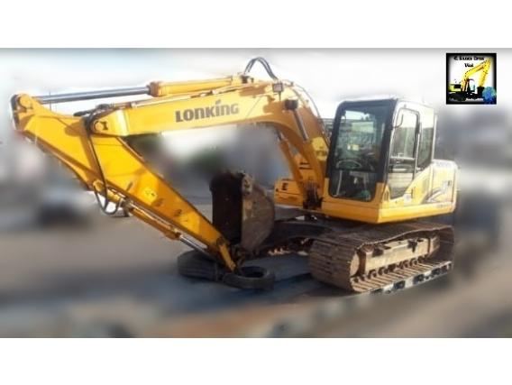 Mini Excavadora Lonking Cdm 6150