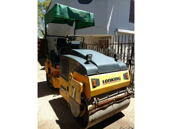 Mini Rodillo Doble Liso Lonking Cdm5035