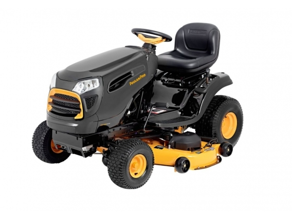 "Mini Tractor Poulan Pro 22Hp Bicilíndrico - 48"" Automát"