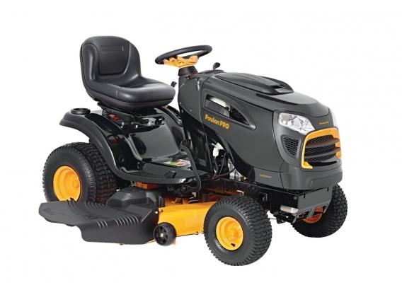 "Mini Tractor Poulan Pro 24Hp - 54"" - Caja Automática"