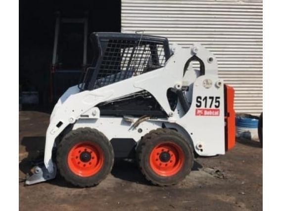 Minicargadora Bobcat S175