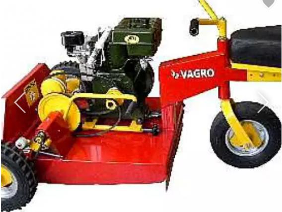 Motocortadora De Césped Y Malezas Vagro 750