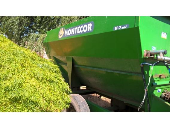 Mixer 7 M3 Montecor C/balanza