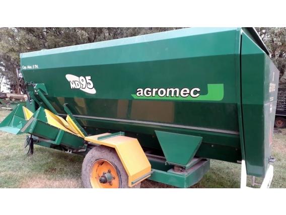 Mixer Agromec 9,5 M3