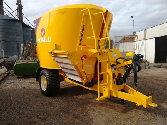 Mixer Ascanelli Rs 1600 Disponible