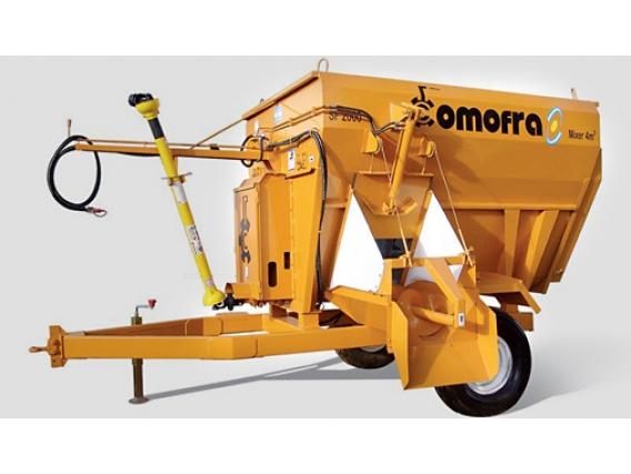 Mixer Comofra Horizontal Sf 2000 4 M3