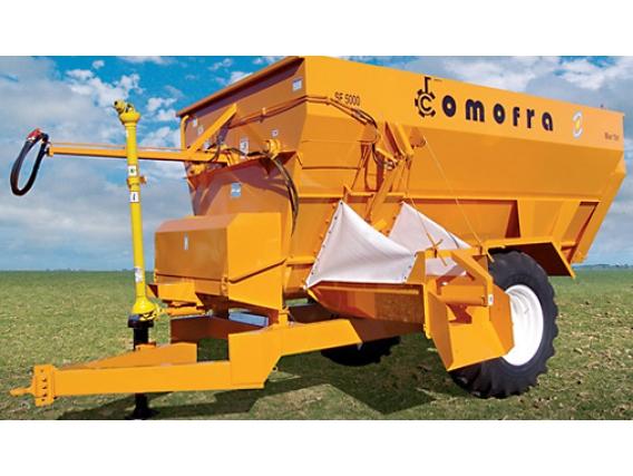 Mixer Comofra Horizontal Sf 5000 10 M3