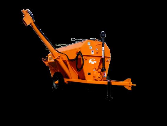 Mixer Horizontal Comofra Sf 1500 / 2,5 M3