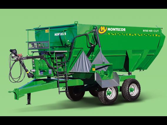 Mixer Horizontal Montecor Mh 10/bal Mr Cut