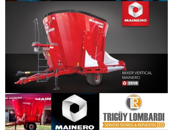 Mixer Mainero 2518