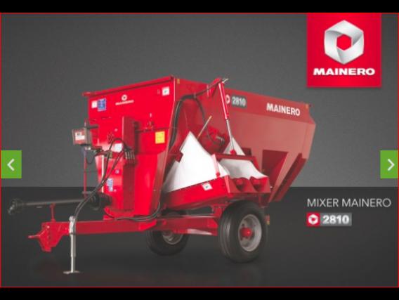 Mixer Mainero 2810