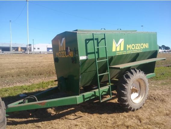 Mixer Mozzoni Jm-320