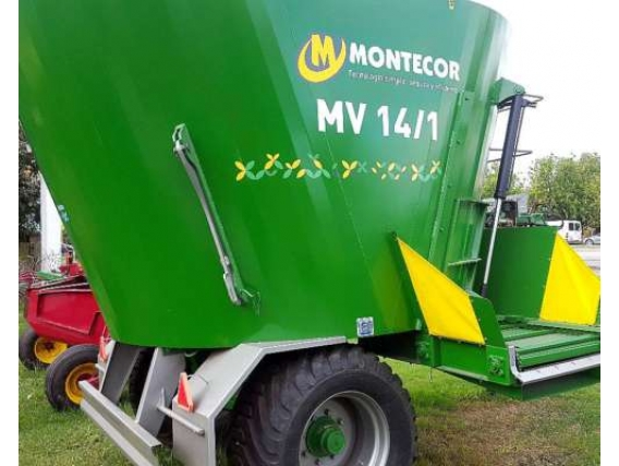 Mixer Vertical Montecor 14 Mts3