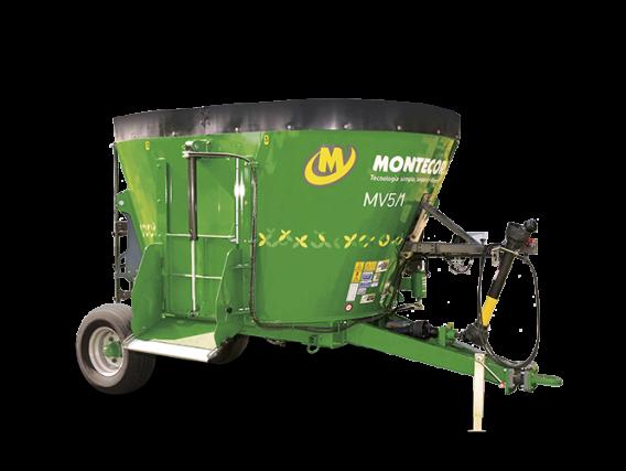 Mixer Vertical Montecor Mv 5/1