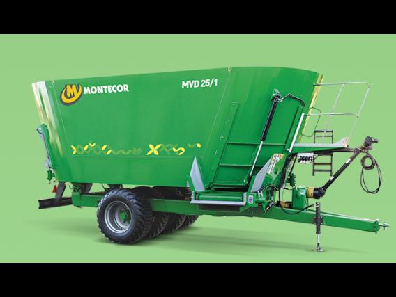 Mixer Vertical Montecor Mvd 25/1