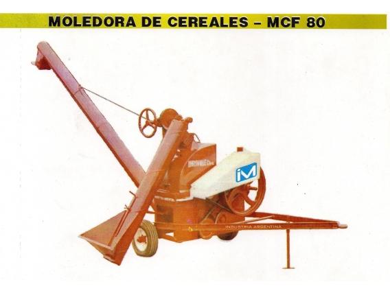 Moledora De Cereal Gm80