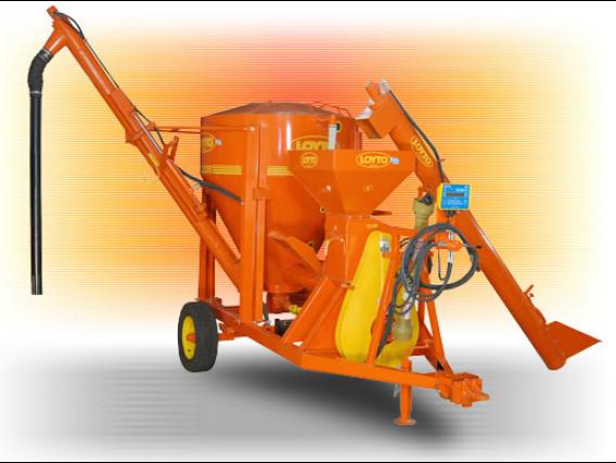 "Moledora Mixer ""loyto"" N6 - V2200 - C/descarga Plegable"