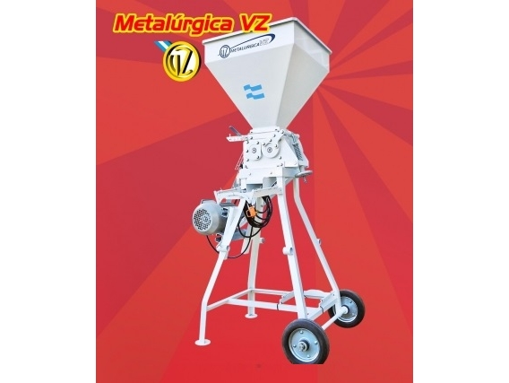 Molino De Malta Metalúrgica Vz R87Bl