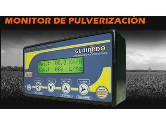 Monitor De Pulverización Guajardo MG - P500